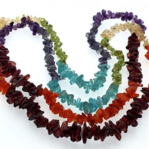 Spiritual Gemstone Necklace