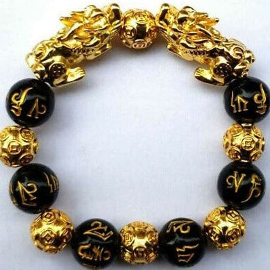 Spiritual Wealth Attraction Big Bracelet