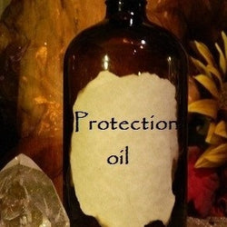 Protection Spiritual Oil