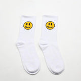 chaussette smiley