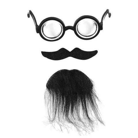fausse barbe lunettes