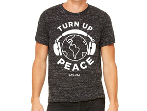 Turn Up Peace Shirt