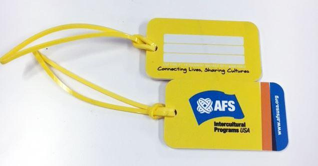 AFS Luggage Tag