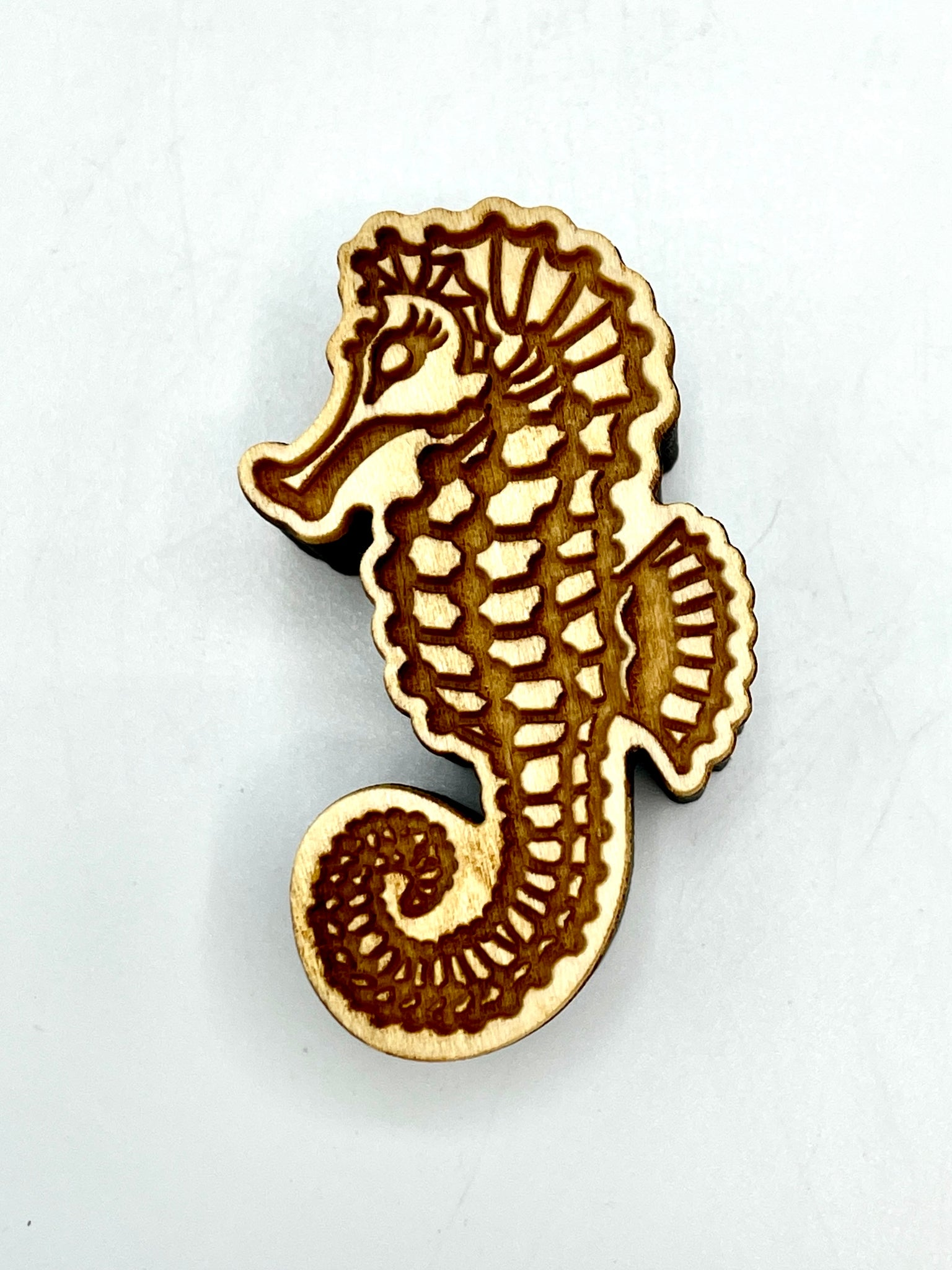 Seahorse Stamp