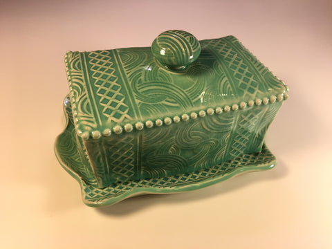Combo Platter design on Butter Dish