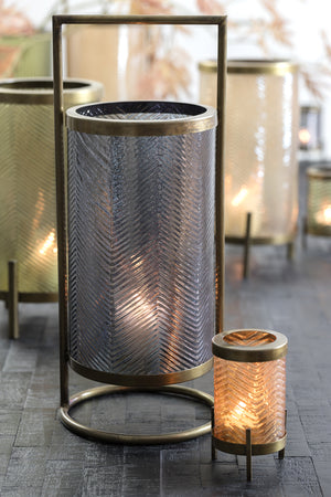 Windlicht THILO, gold (4536764006531)