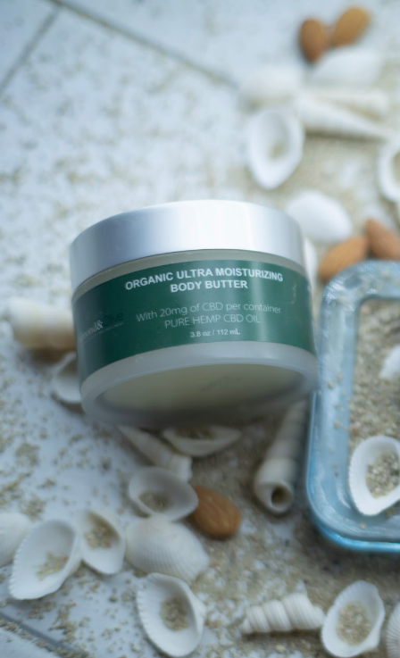 Ultra Moisturizing Body Butter