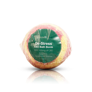 Open image in slideshow, De-Stress Bath Bomb