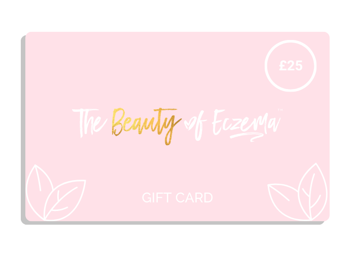 The Beauty Of Eczema™ Digital Gift Card