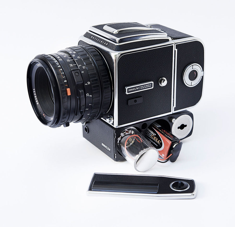 9V Battery Adapter for Hasselblad