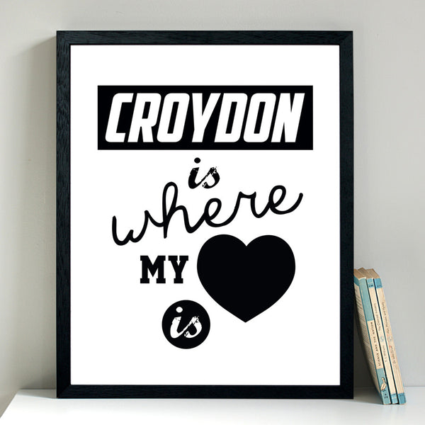 Croydon Is Where My Heart Is