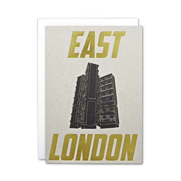 East London card