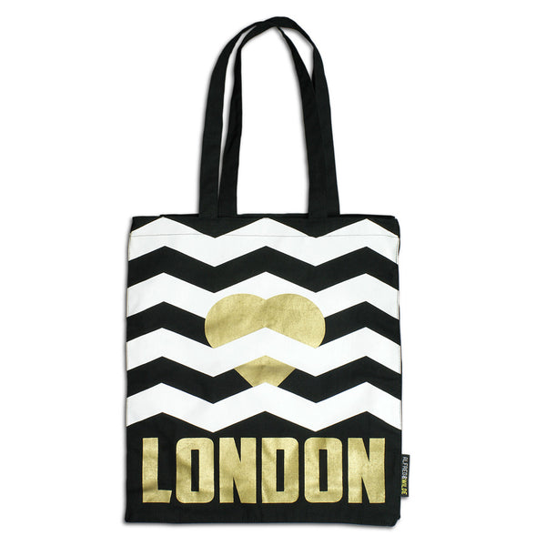 Heart London tote