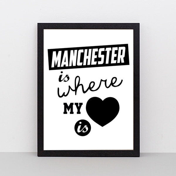 Manchester Is Where My Heart Is