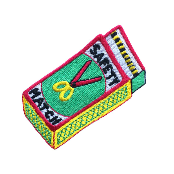 Safety Match patch