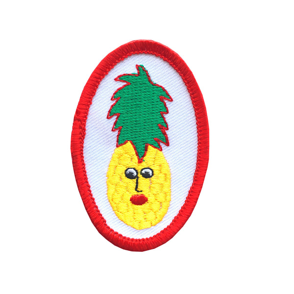 Pineapple Man patch