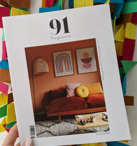91 Magazine - The Stationery Cupboard