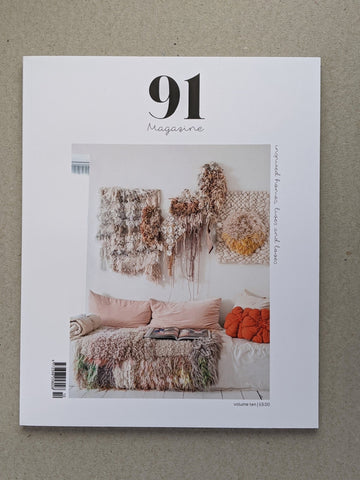 91 Magazine - volume ten - The Stationery Cupboard