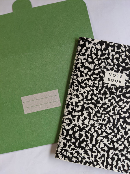 A5 Notebook and folder - The Stationery Cupboard