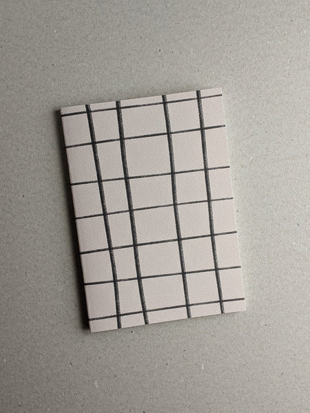 A5 Notebook, Grid Pattern, Ruled - The Stationery Cupboard
