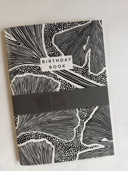 Address and birthday book - The Stationery Cupboard