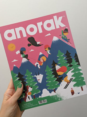 Anorak - Vol 49 - The Stationery Cupboard