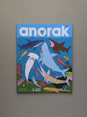 Anorak - Vol 56 - The Stationery Cupboard