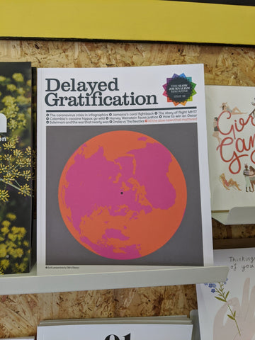 Delayed Gratification - The Stationery Cupboard