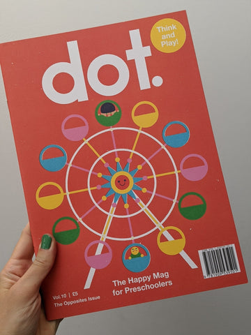 Dot magazine - Vol 10 - The Stationery Cupboard