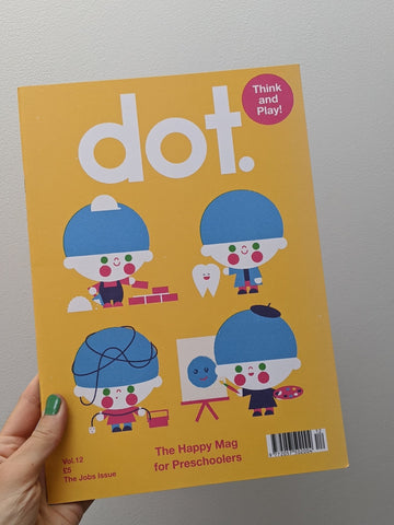 Dot magazine - Vol 12 - The Stationery Cupboard
