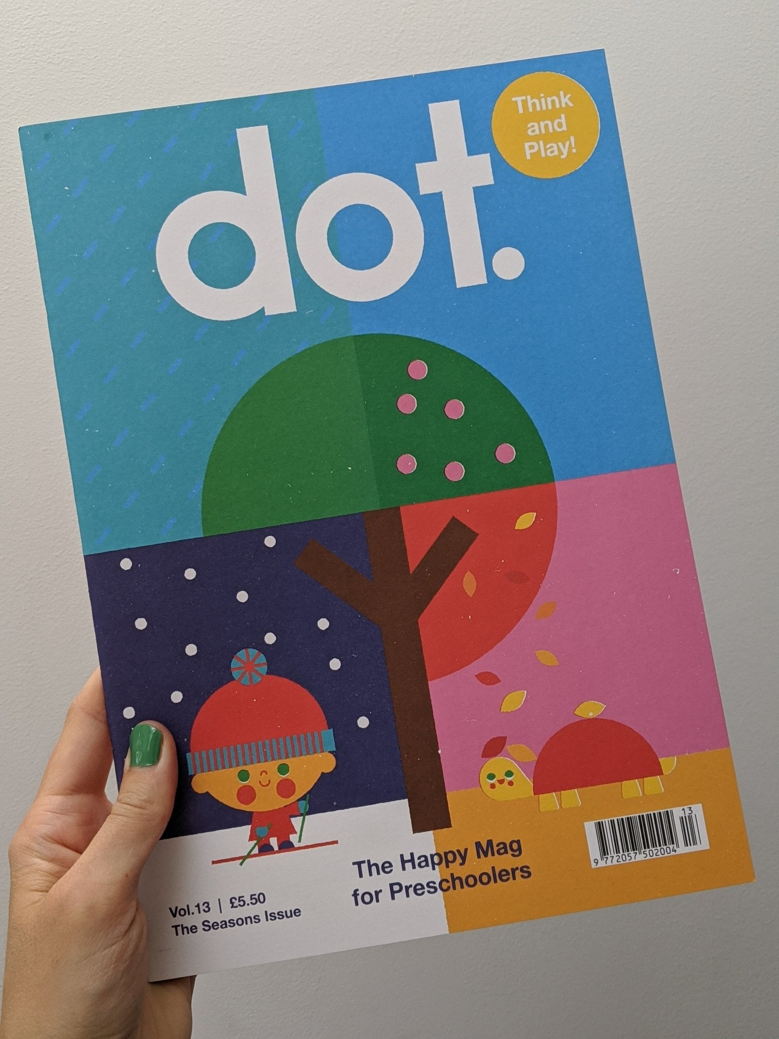 Dot magazine - Vol 13 - The Stationery Cupboard