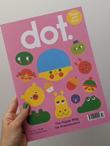 Dot magazine - Vol 14 - The Stationery Cupboard