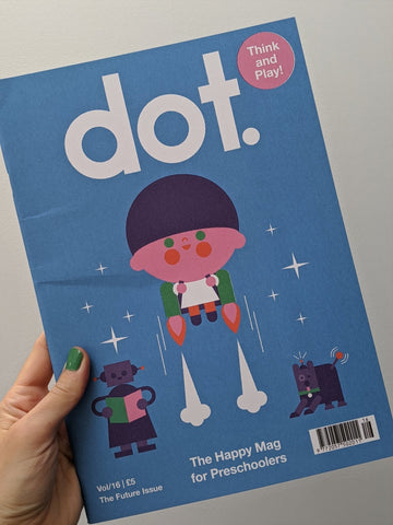 Dot magazine - Vol 16 - The Stationery Cupboard
