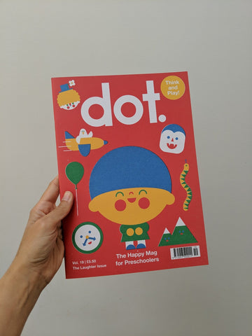 Dot magazine - Vol 19 - The Stationery Cupboard
