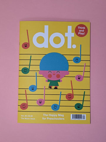 Dot magazine - Vol 20 - The Stationery Cupboard