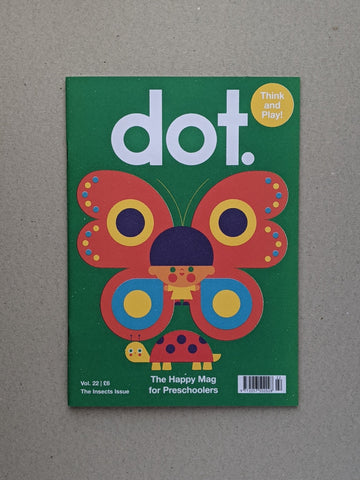 Dot magazine - Vol 22 - The Stationery Cupboard