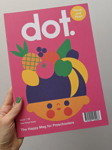 Dot magazine - Vol 9 - The Stationery Cupboard
