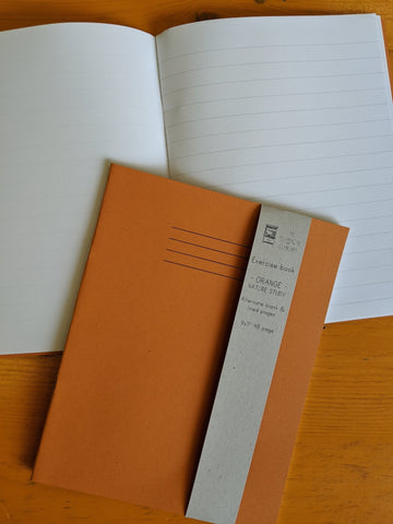 Exercise book - nature study - The Stationery Cupboard