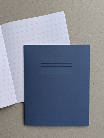 Exercise Book - Ruled - The Stationery Cupboard