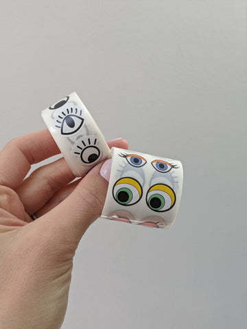 Eye stickers - The Stationery Cupboard
