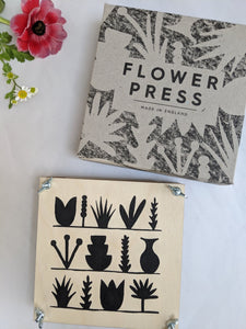 Flower press - The Stationery Cupboard