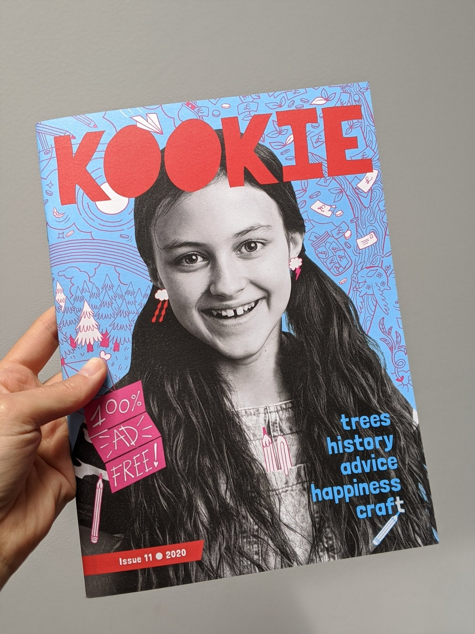 Kookie - issue 11 - The Stationery Cupboard