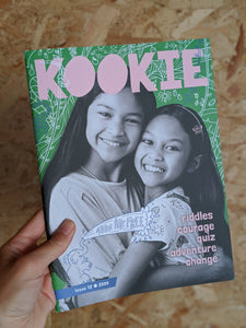 Kookie - issue 12 - The Stationery Cupboard