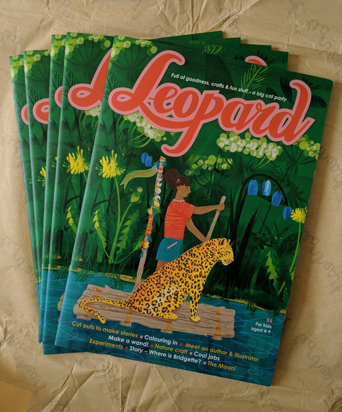Leopard - The Stationery Cupboard