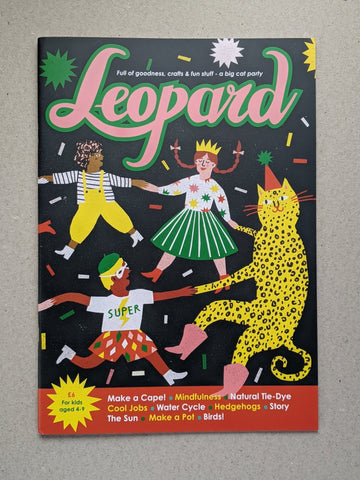 Leopard - Issue 2 - The Stationery Cupboard