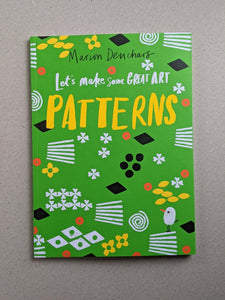 Let's Make Some Great Art: Patterns - The Stationery Cupboard