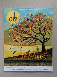 Oh magazine - issue 56 - The Stationery Cupboard