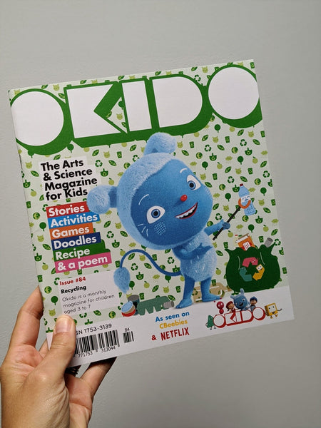 Okido - Issue 84 - The Stationery Cupboard
