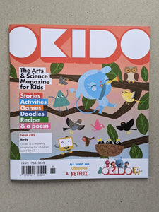 Okido - Issue 85 - The Stationery Cupboard