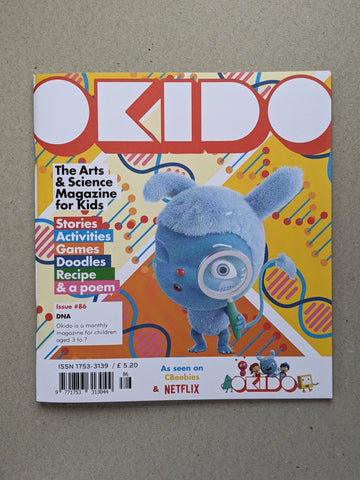 Okido - Issue 86 - The Stationery Cupboard